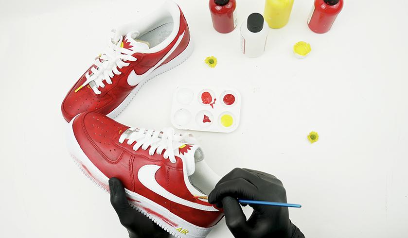 Customisation Sneakers